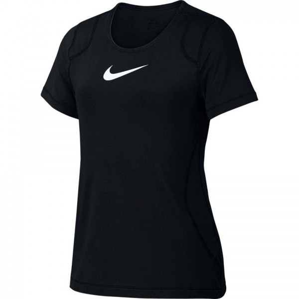 Nike Pro Girls' Short-Sleeve Train